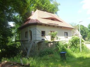 Torwächterhaus von Süden
